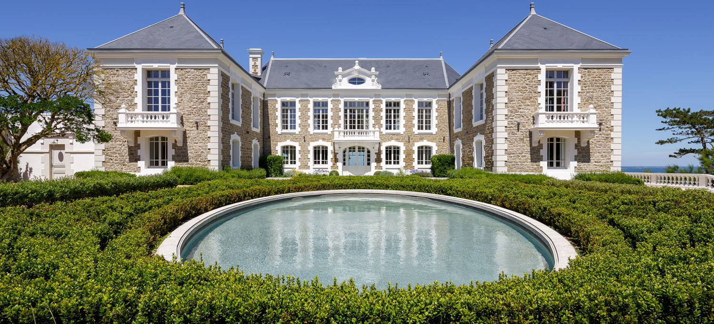 Piscine Évolution bassin agrément chateau